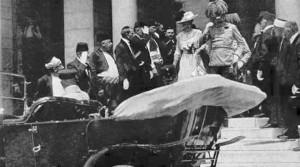 Archduke Franz Ferdinand of Austria June 28, 1914