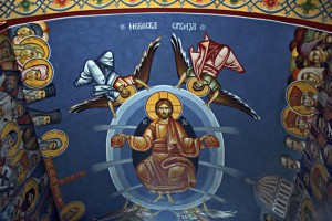 Freska Draza Mihailovic 7 Crkva Svetog Kralja Jovovana Vladimira Foto Milena Đorđević