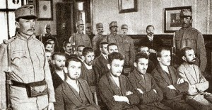 Trial of Gavrilo Princip and others 1914