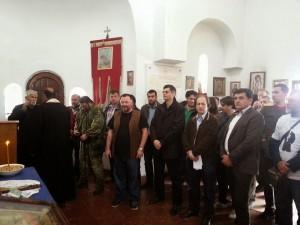 Parastos Djeneralu Dragoljubu Drazi Mihailovic May 10, 2014 (2) from Radosav Zaric