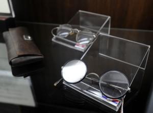 Naočare Draže Mihailovića koje su izložene u muzeju BIA