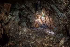 Pećina u Mušvetama na Zlatiboru