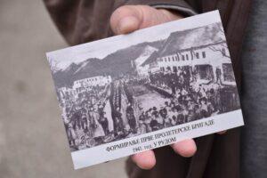 Прва пролетерска бригада у Рудом